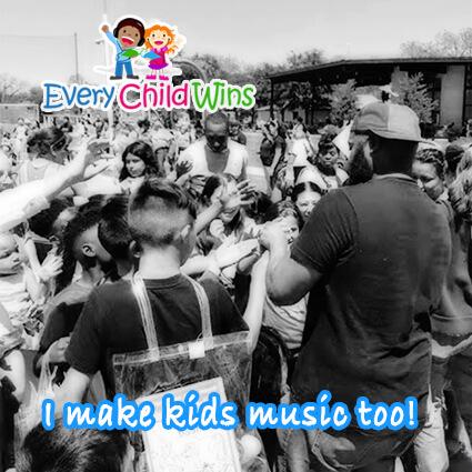 Every Child Wins. I make kids music too!