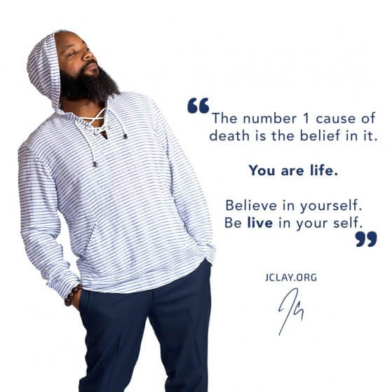 Quote by Spiritual Rap artist JClay