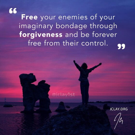 Free Your Enemies