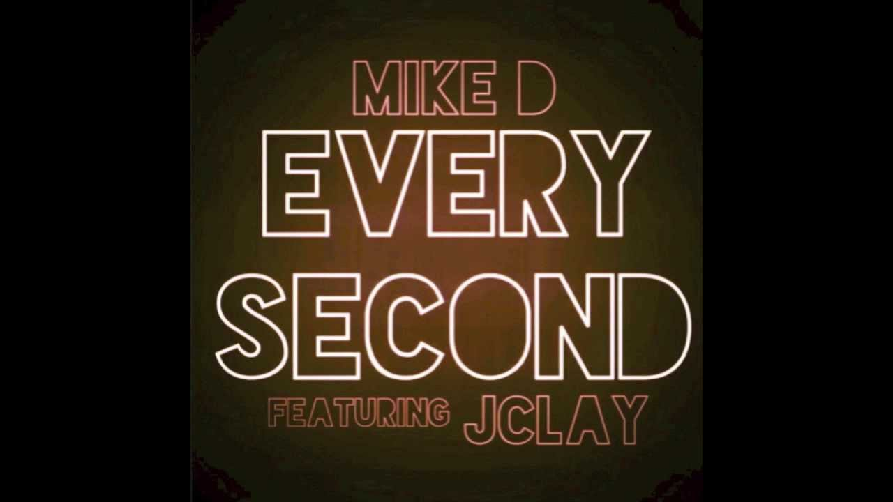 Mike D Every Second Cover