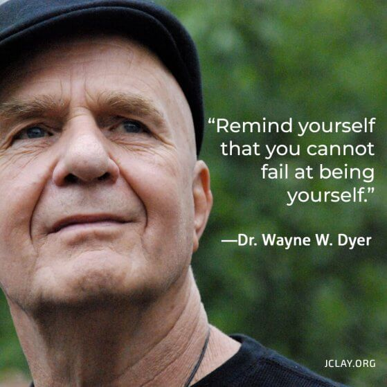 dr wayne w dyer quote