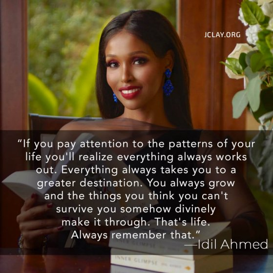 idil ahmed quote