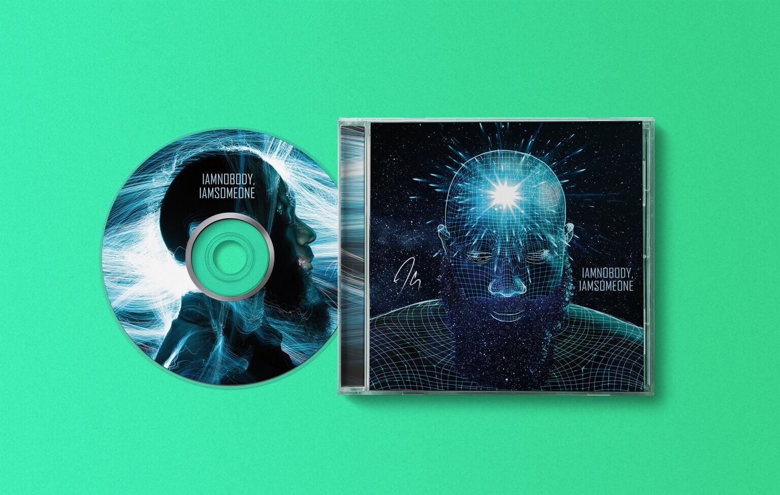 IAMNOBODY, IAMSOMEONE Album and CD