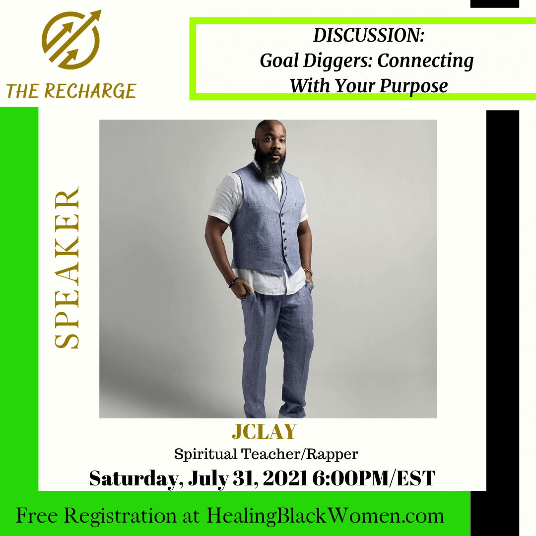 the-recharge: goal diggers: connecting with a purpose