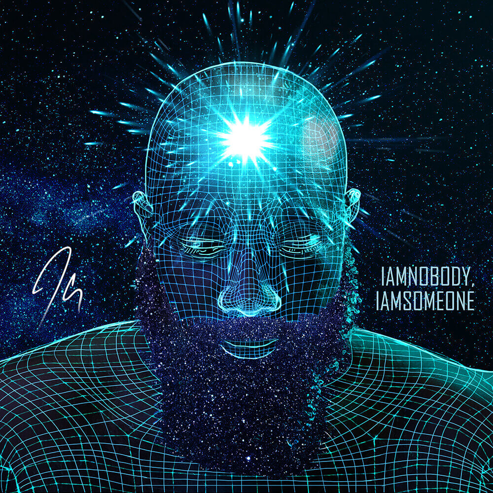 IAMNOBODY, IAMSOMEONE album cover
