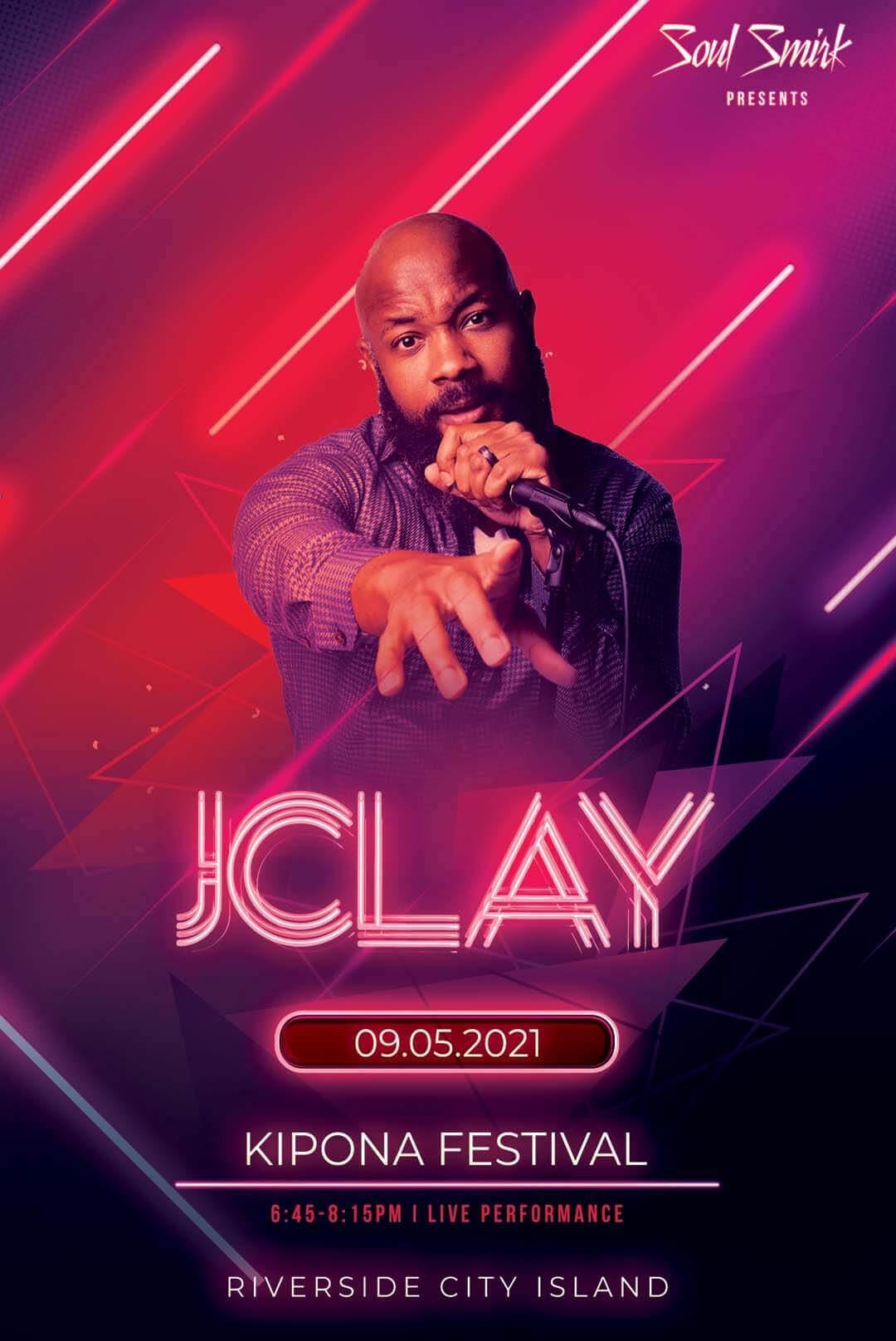 JClay, Kipona Festival: Yoga Glow and Flow Party