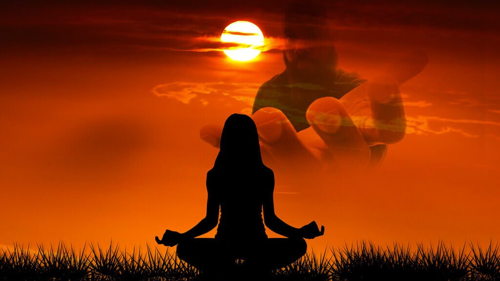 yoga sky jclay sun meditation